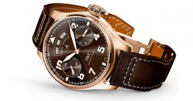 Big Pilot's Watch Annual Calendar Edition Antoine de Saint Exupéry