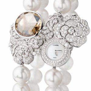 Chanel Les Eternelles de Chanel Camélia Secret Watch