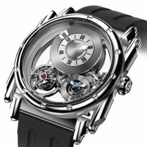 Manufacture Royale ADN jumping disk