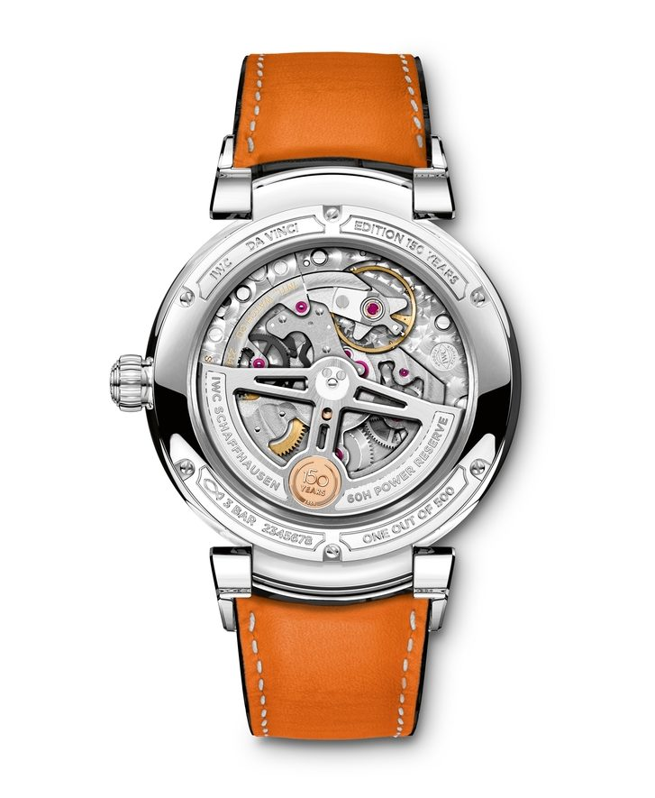 Da Vinci Automatic Edition «150 Years» (арт. IW358102)