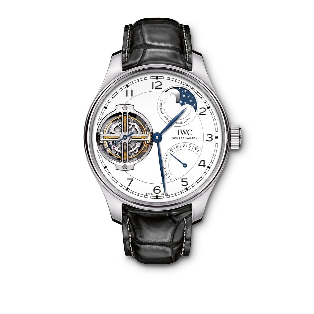 IWC Portugieser Constant-Force Tourbillon Edition «150 Years» IW590202