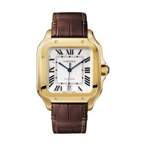 Cartier Santos De Cartier WGSA0009