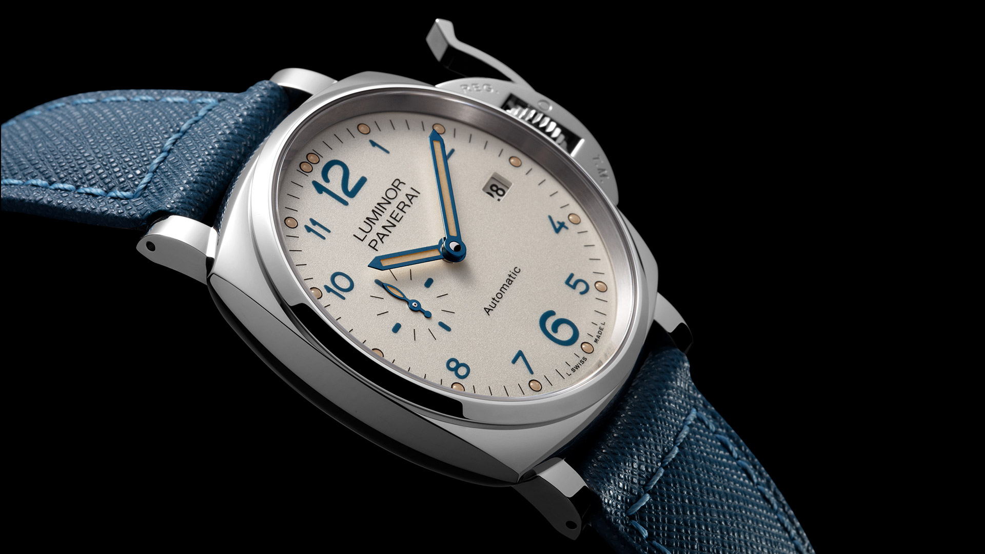 PANERAI LUMINOR DUE 3 DAYS AUTOMATIC ACCIAСO 42MM PAM00906