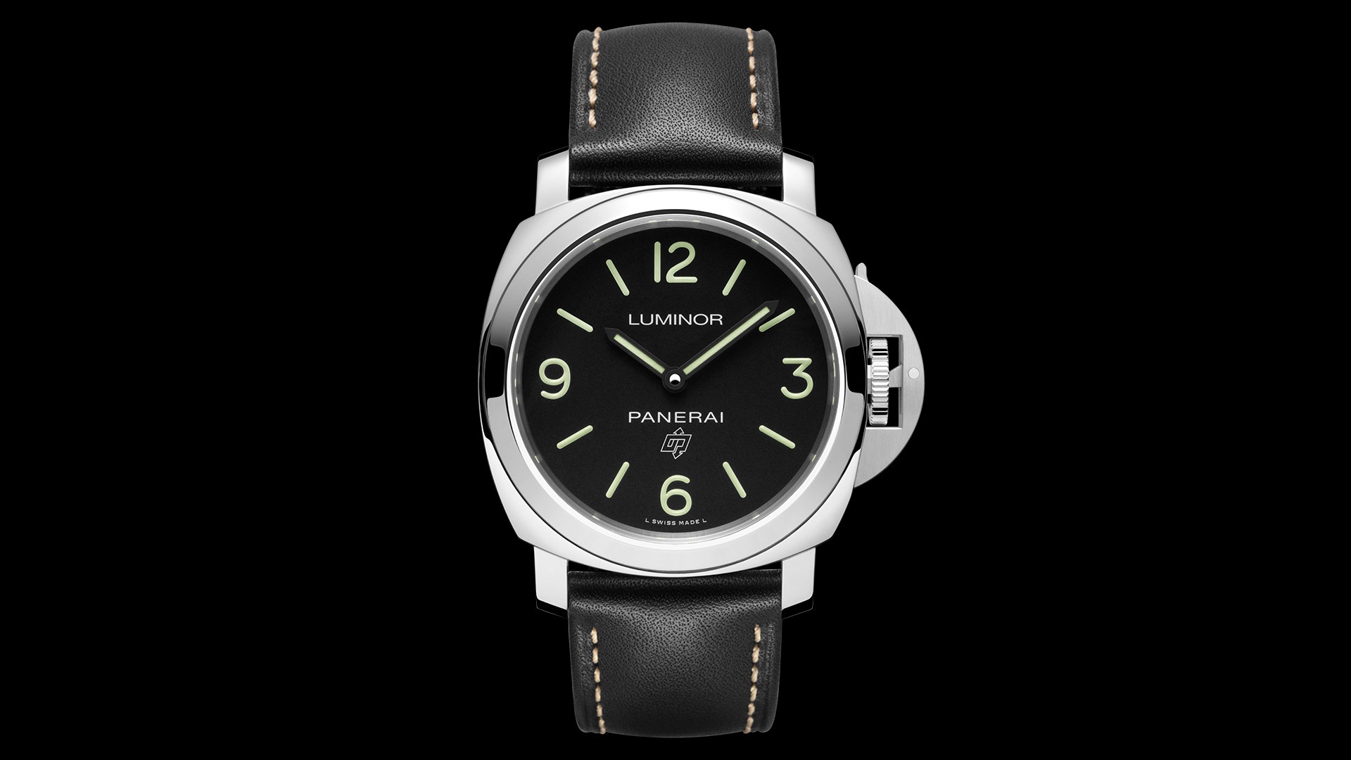 Panerai Luminor Base Logo 3 Days Acciaio - 44mm PAM00773