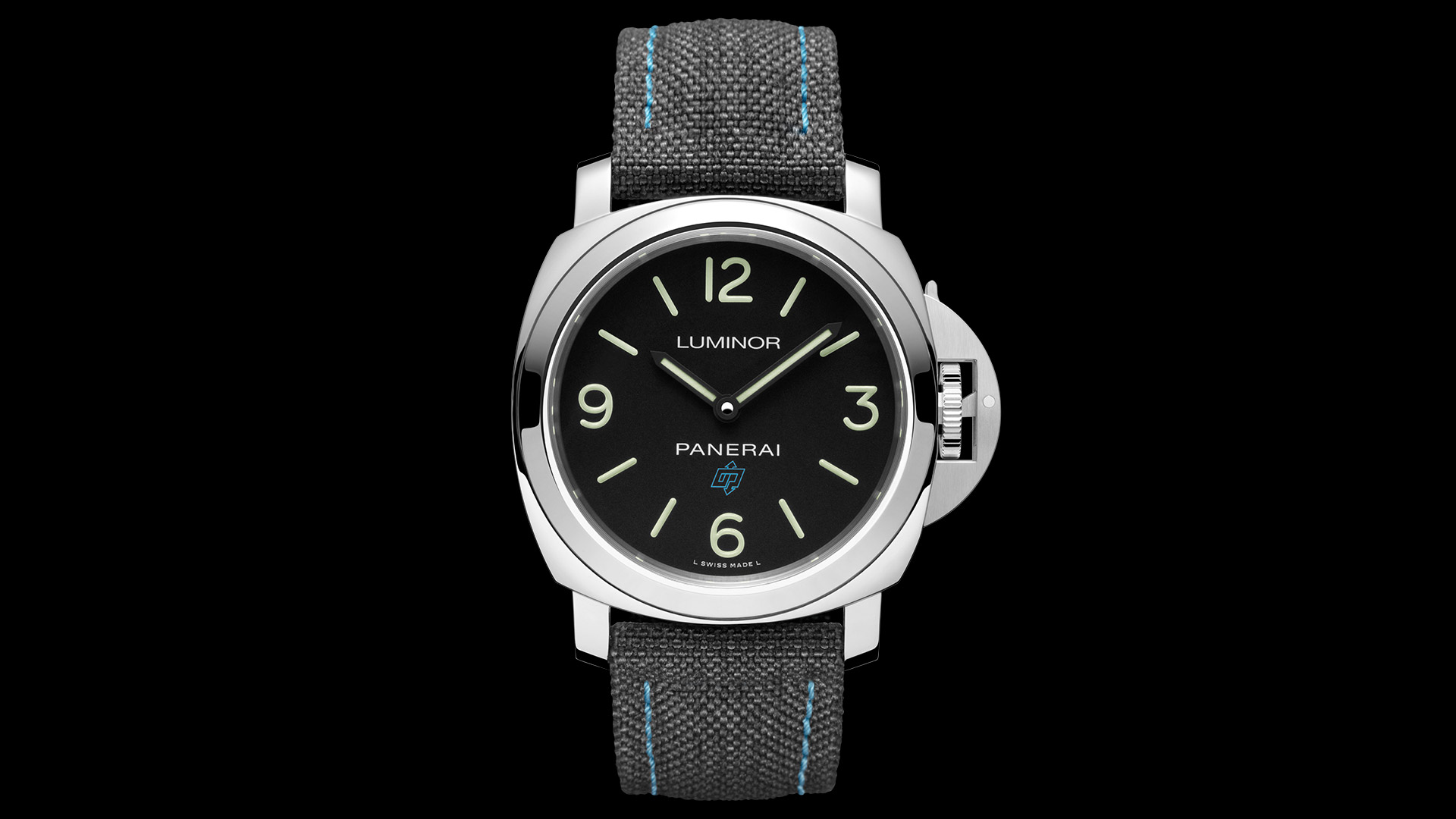 Panerai Luminor Base Logo 3 Days Acciaio - 44mm PAM00774