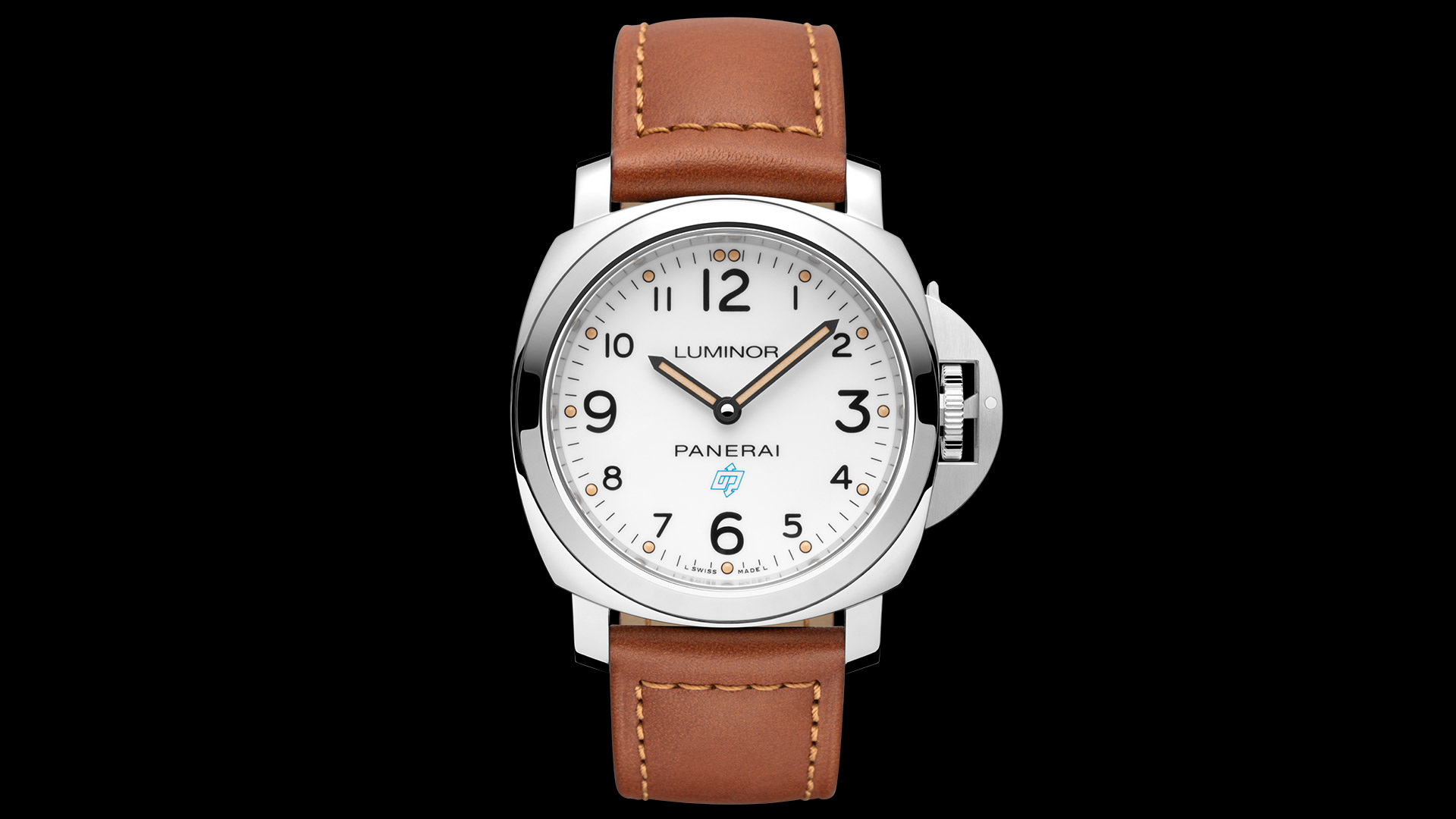 Panerai Luminor Base Logo 3 Days Acciaio - 44mm PAM00775