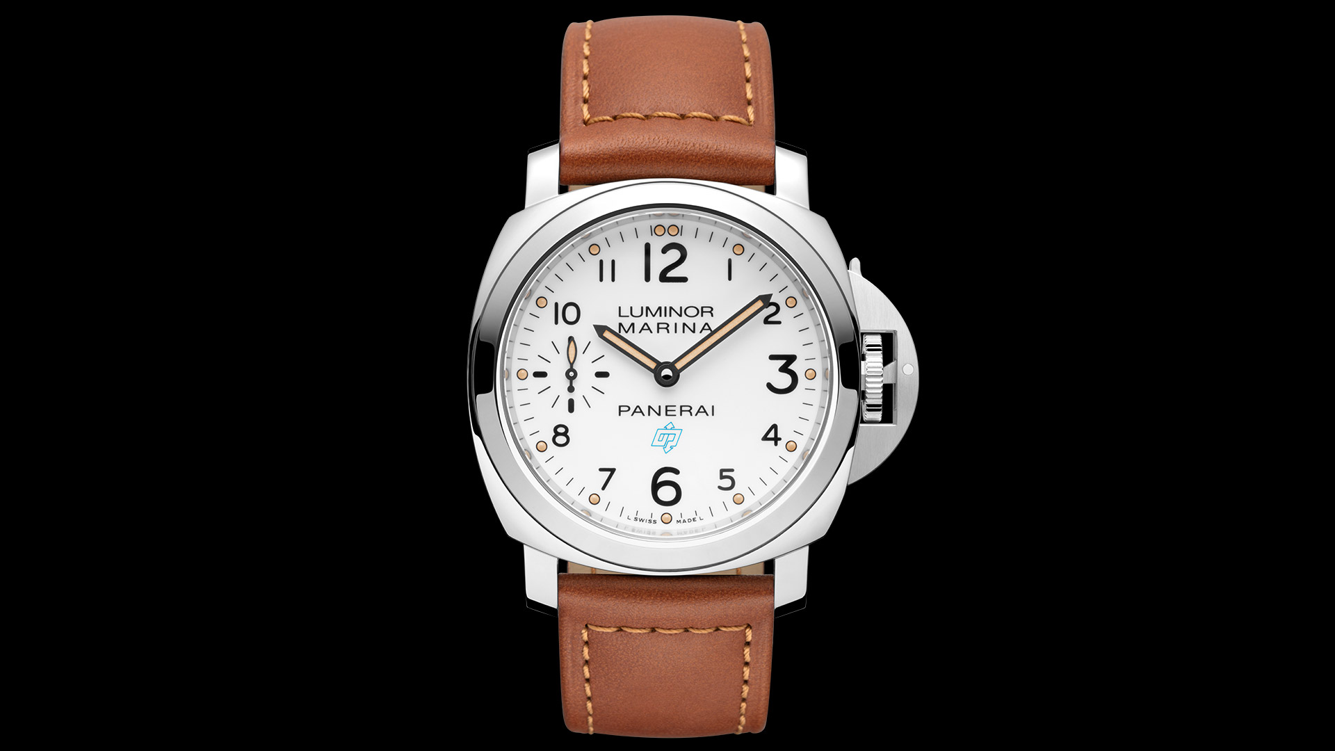 Panerai Luminor Marina Logo 3 Days Acciaio - 44mm. PAM00778