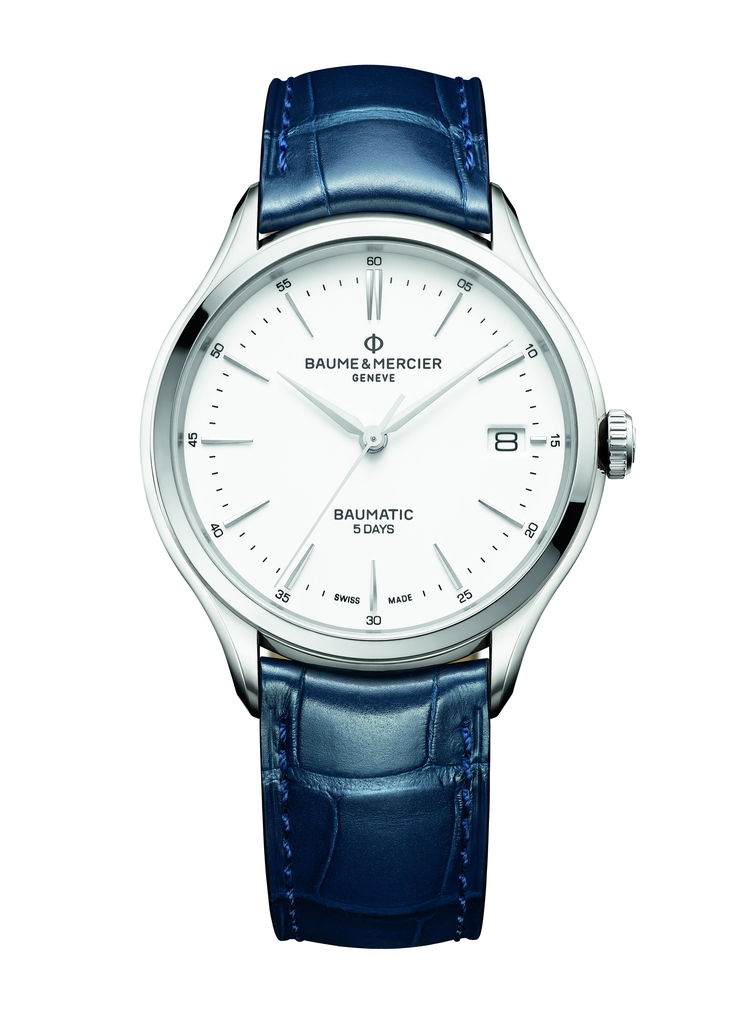 Baume Mercier Clifton Baumatic COSC M0A10398