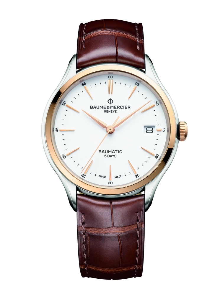 Baume Mercier Clifton Baumatic COSC M0A10401
