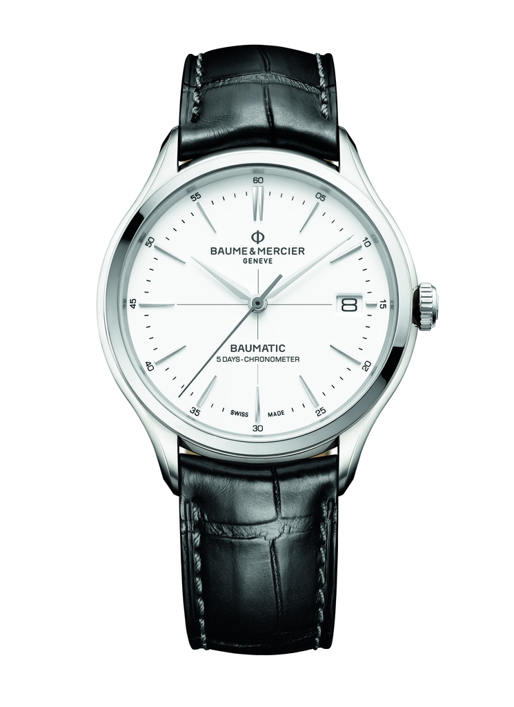 Baume Mercier Clifton Baumatic COSC M0A10436