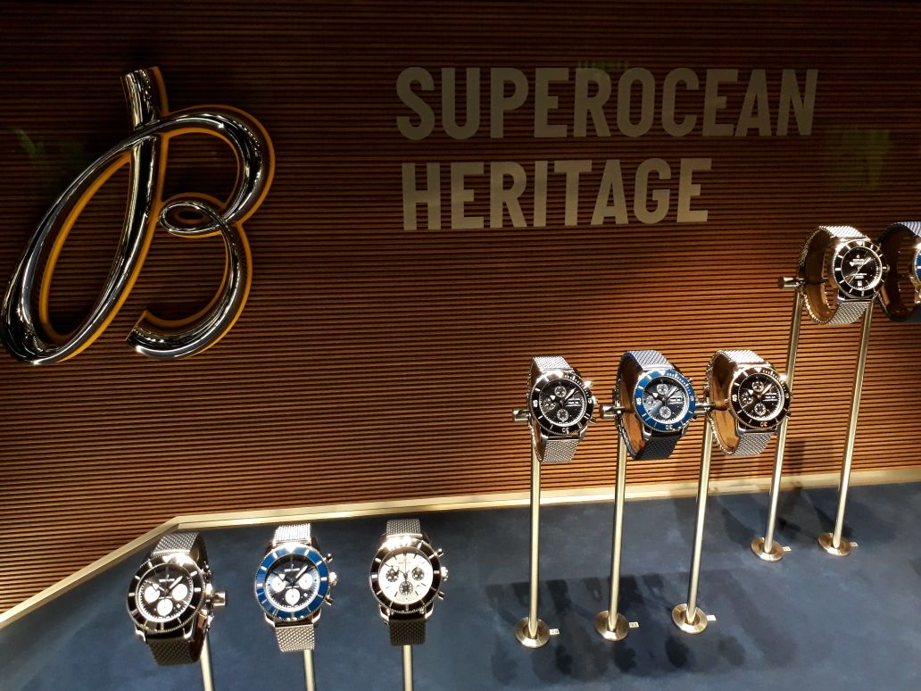 Breitling Superocean Héritage II B01 Chronograph 44
