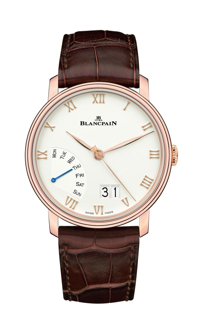 Blancpain Villeret Grande Date Jour Rétrograde 6668-3642-55B