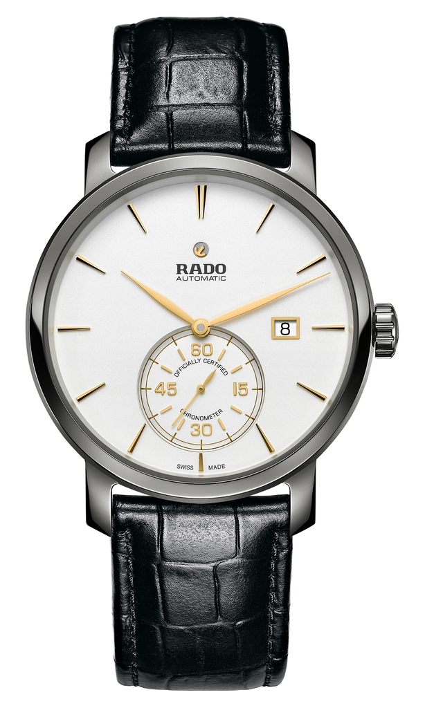 Rado DiaMaster Petite Seconde Automatic 773.6053.3.401