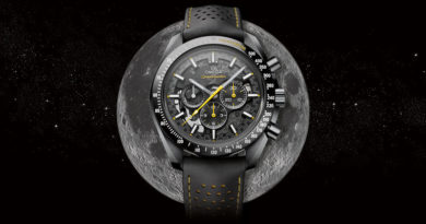 Omega Speedmaster Moonwatch Dark Side of the Moon Apollo 8