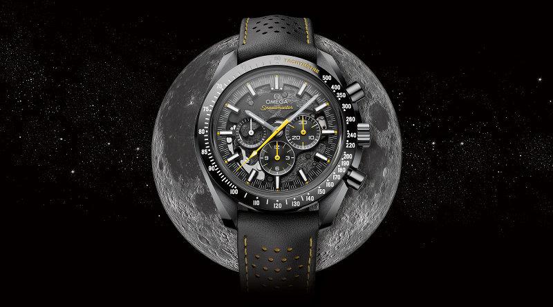 Omega Speedmaster Moonwatch Dark Side of the Moon Apollo 8