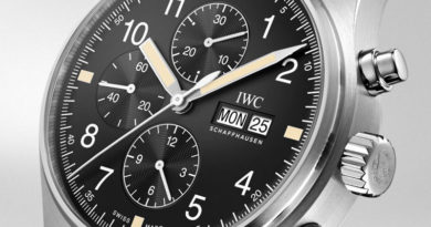 IWC Pilot's Watch Chronograph 1706207