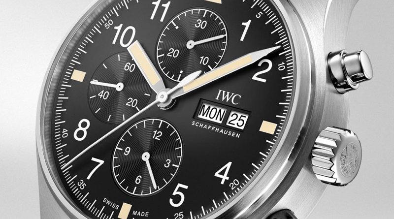 IWC Pilot's Watch Chronograph 1706207