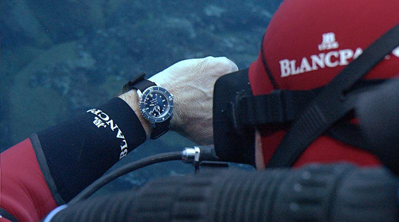 Третья лимитированная серия Blancpain Ocean Commitment: Fifty Fathoms Ocean Commitment III в количестве 250 экземпляров.