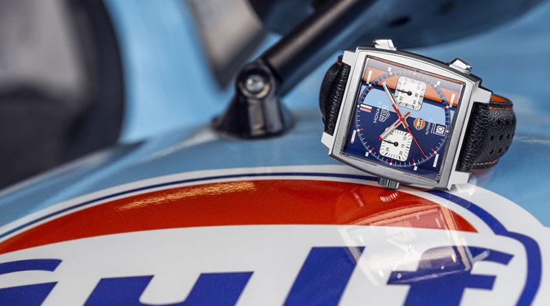 TAG Heuer отмечает 50-летие с момента первой победы команды Gulf в гоночной серии «24 часа Ле-Мана»