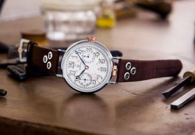First Omega Wrist-Chronograph 516.52.48.30.04.001 — модель из новой специальной, лимитированной серии