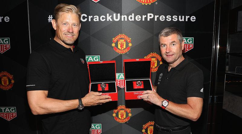 TAG Heuer представляет обновленные версии специальной серии «Manchester United»