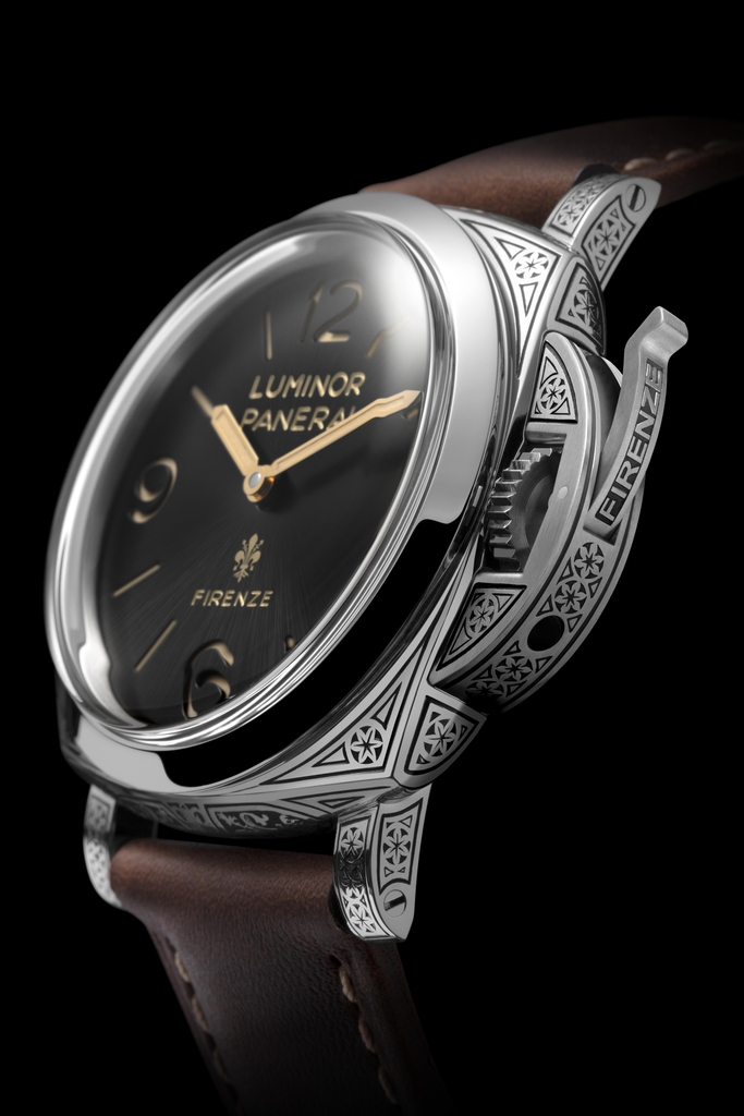 Panerai Luminor 1950 Firenze 3 Days Acciaio (PAM00972)