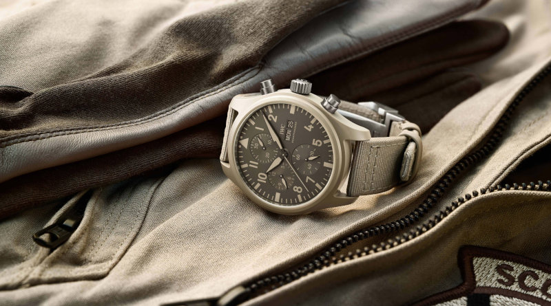 IWC Pilot's Watch Chronograph TOP GUN Edition Mojave Desert