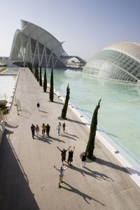 Экскурсия по Валенсии