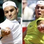 И снова Надаль-Федерер