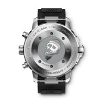 IWC AQUATIMER CHRONOGRAPH EDITION «EXPEDITION JACQUES-YVES COUSTEAU