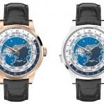 Montblanc Heritage Spirit Orbis Terrarum. 18К розовое золото или сталь, 41 мм. индикациия времени в 24 часовых зонах