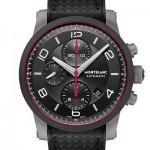 Montblanc TimeWalker Urban Speed Chronograph. Главная особенность: функциональный электронный ремень e-Strap с подключением к Android и IOS смартфонам через Bluetooth Low Energy