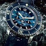 Blancpain Fifty Fathoms Moon Phase Flyback Chronograph