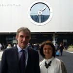 Eurotime на Baselworld'2015: Владимир Борисов и Светлана Рузаева