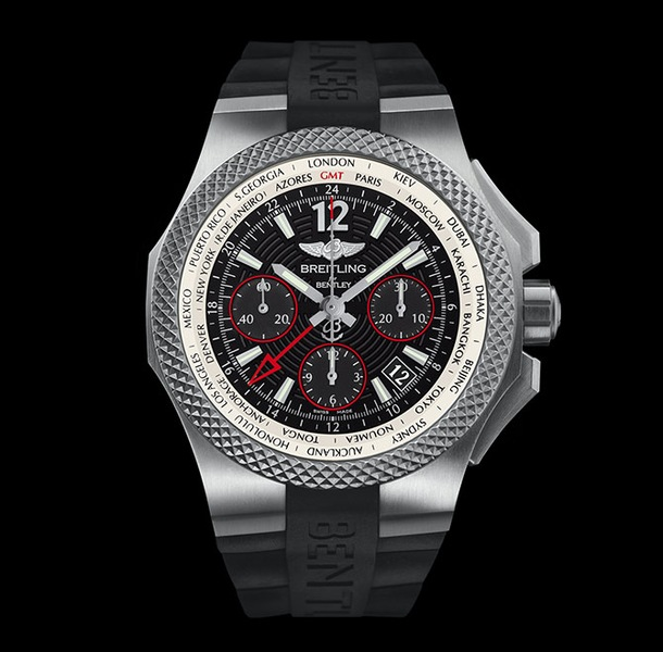 Breitling Bentley GMT Light Body