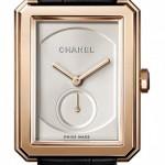 Chanel Boy Friend Beige Gold