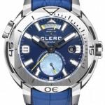 Clerc Hydroscaph GMT Power-Reserve Chronometer