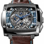 Hautlence INVICTUS, Morphos limited edition by Eric Cantona