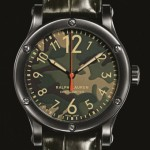 Ralph Lauren The Ralph Lauren RL67 Safari Chronometer Camouflage Dial Timepiece - 45mm