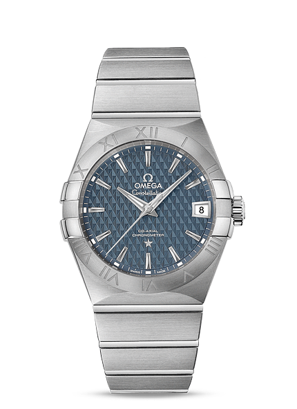 Omega Constellation Co-Axial 38 мм 123.10.38.21.03.001