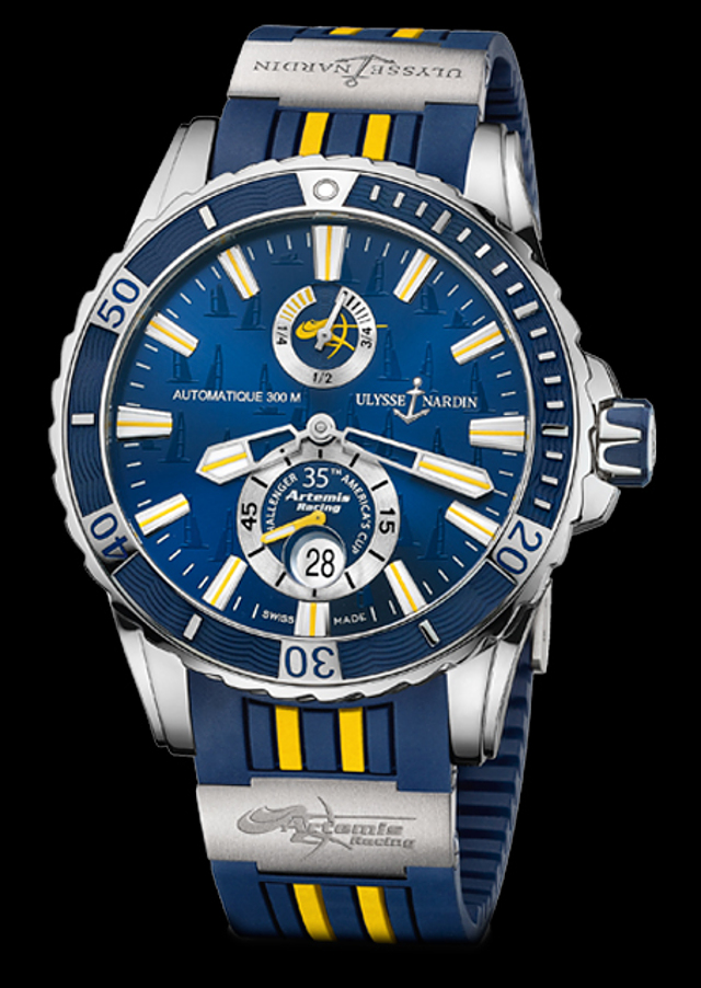 Marine Diver Artemis Racing 2 large