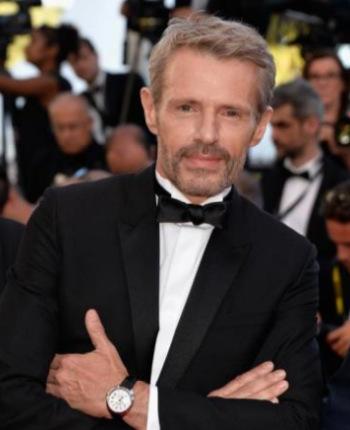 Французский актёр Ламбер Вильсон