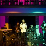 Выступление группы Gabin