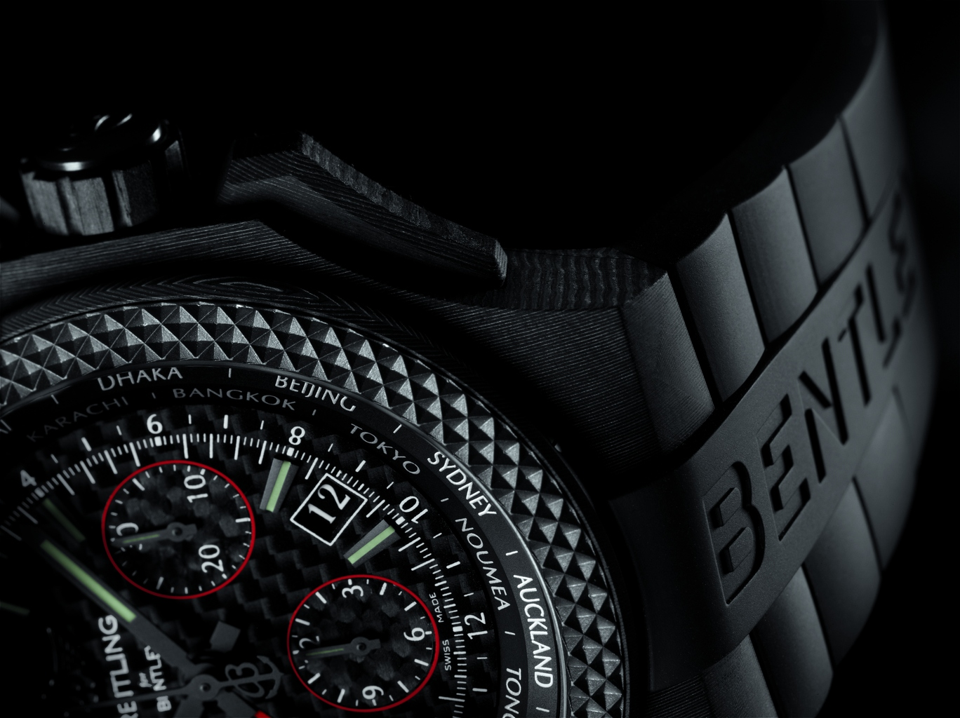 Bentley GMT B04 S Carbon Body