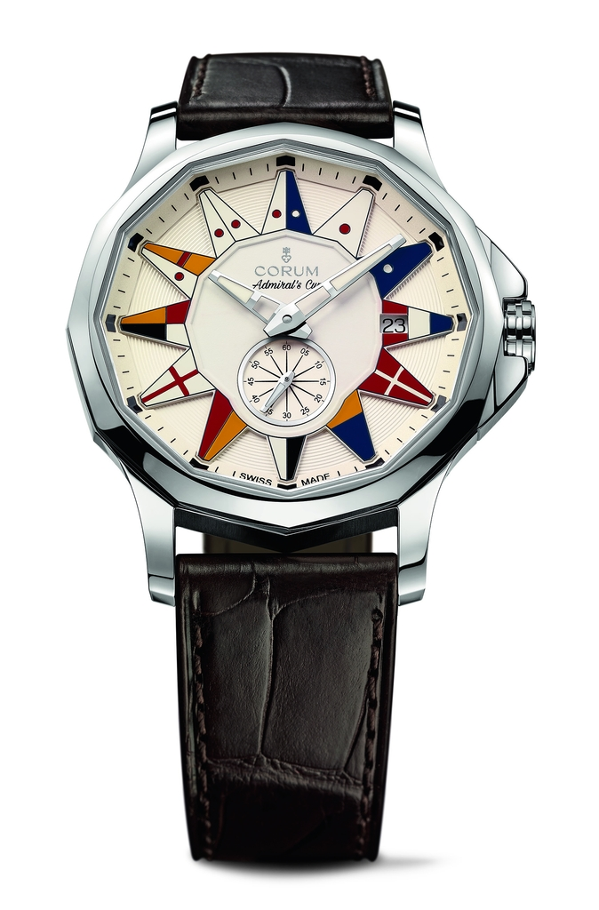Corum Admiral's Cup A395/02983 - 395.101.20/0F02 AA12