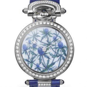 Bovet 1822 Blue Thistles