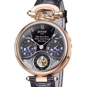 Bovet 1822 Virtuoso VI Triple Time Zone