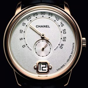 Chanel La Montre Monsieur de Chanel