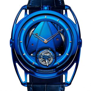 De Bethune DB28 Kind of Blue Tourbillon