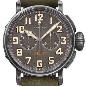 Zenith Pilot Ton-Up